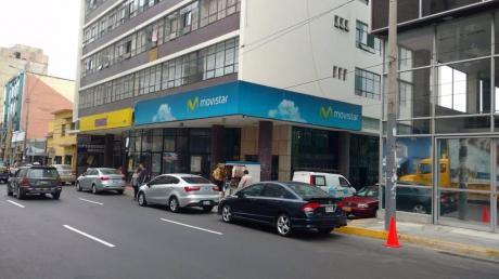 Se Alquila Local Comercial En Plena Av Rep. De Chile, Jesús María!