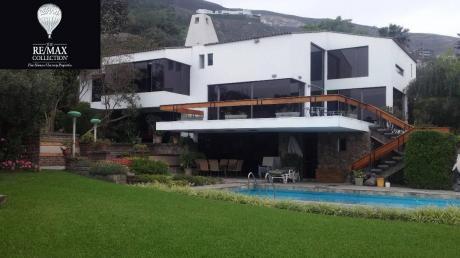 Id 31233 - Venta De Exclusiva Casa En Casuarinas, Precio Negociable!