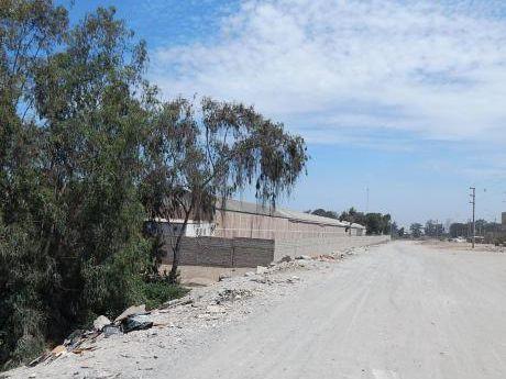 Terreno En Esquina Espalda Ripley Zonificación: Cz - MI Vivienda Depósitos