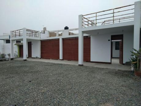 Casa Frente Al Mar (primera Línea)