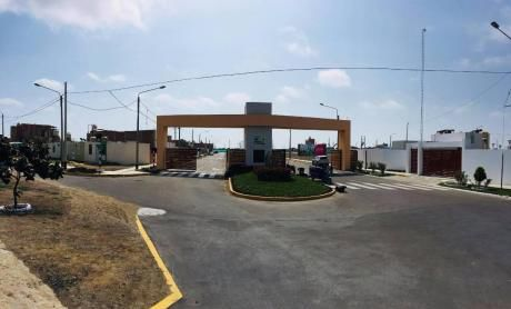 Vendo Terreno En Ensenada De Chiclayo $45,000
