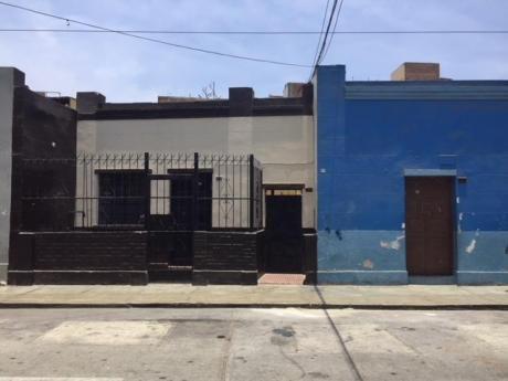Vendo Casa Como Terreno En Barranco $1300 M2