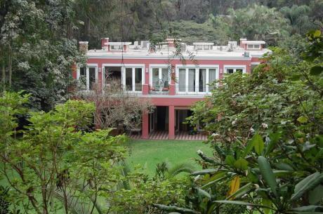 Rinconada Baja - Espectacular Casa, Diseñada Por Mario Lara