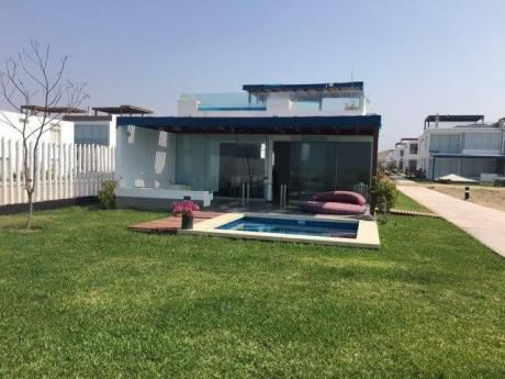 Km106 Sarapampa Casa De Playa Extraordinaria En Primera Fila