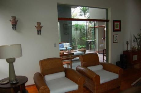 Venta Us$620,000 | Casa En Condominio Rinconada Baja