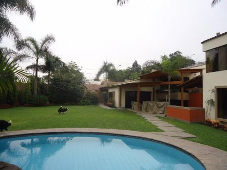 Linda Casa En Rinconada Alta -