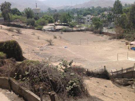 Excelente Terreno En La Molina