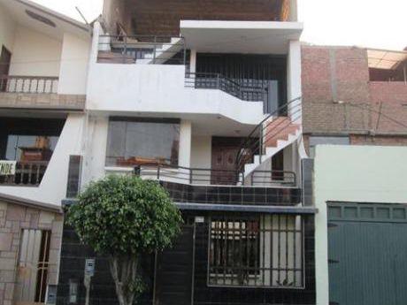 Vendo Casa A Un Paso De Plaza Vea De Chacarero Urb. La Rinconada