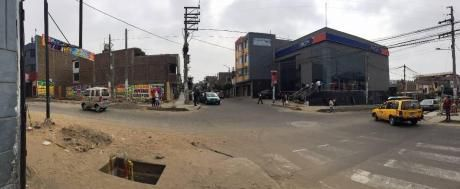 "Vendo Terreno Esquina Frente Al ""bcp"" El Porvenir - Trujillo"