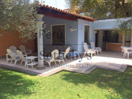Linda Casa De Playa En Totoritas