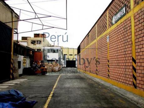 Local Industrial En El Callao