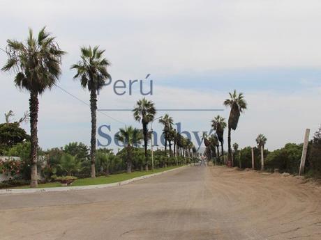 Terreno De Playa Frente A Los Pantanos De Villa