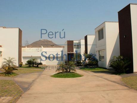 Linda Casa En Condominio De 2 Pisos En Zona Exclusiva De Surco