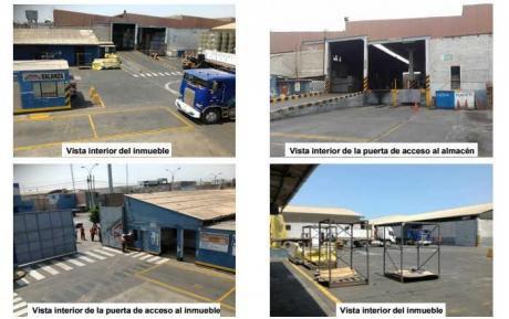 Alquilo Deposito Cercado Con Loza Y Techo Callao Ideal Para Empresa Logistica