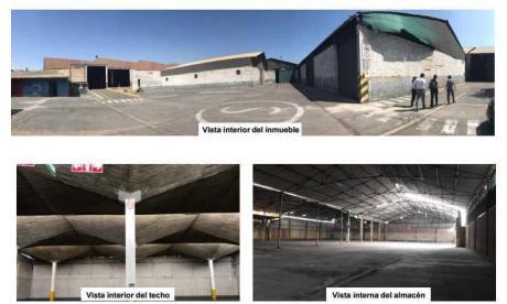 Alquilo Almacen Y/o Deposito 18,525 M2 En La Av Argentina Callao