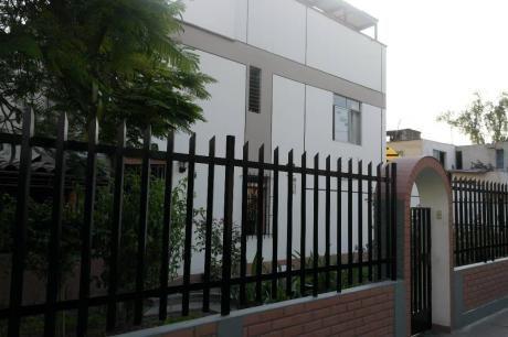 Casa Ideal Para Almacen Y Vivienda Cerca Gamarra, San Luis