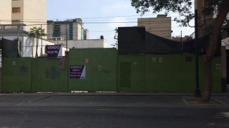 Ocasion: Terreno De 608 M2 Ideal Para Proyecto En San Isidro