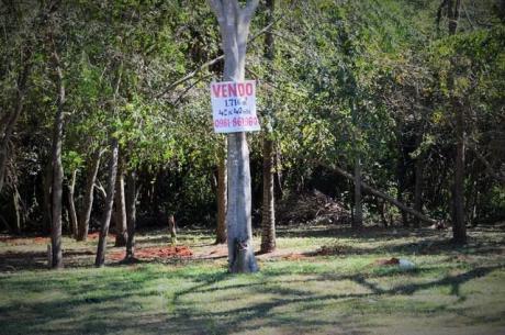 Atencion !!!! Vendo Terrenos En Ypane!! Parque Azulgrana!!!