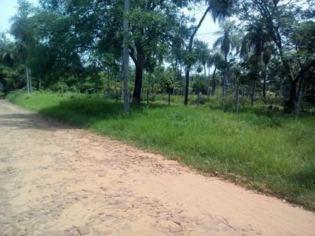 Atencion Itagua Km 30!! Vendo Propiedad De 9700 M2 A 250 Mts De La Ruta II