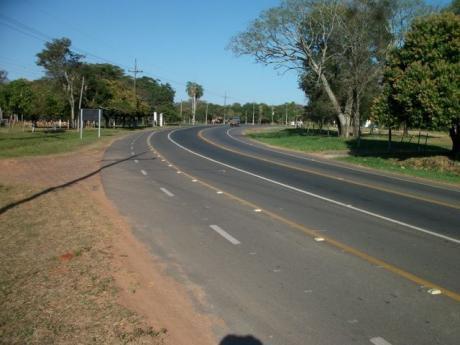 Atencion Inversionistas Y Empresas Constructoras!!!! Ruta Luque...sanber!!!!