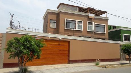 Hermosa Casa En Lagunas - Excelente Zona