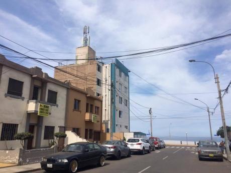 Excelente Terreno En Venta San Miguel Vista Al Mar ParáM 5 Pisos