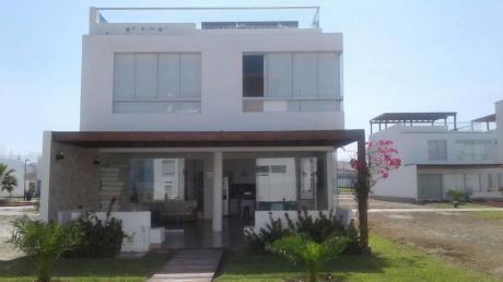 Vendo Exclusiva Casa De Playa En Asia