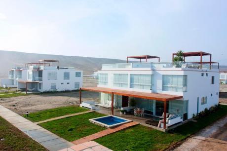 Venta Casas De Playa Tipo B En Nova Sarapampa