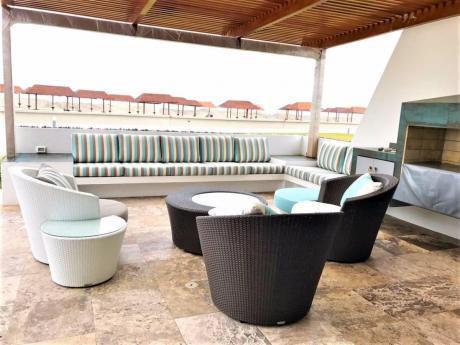 Se Alquila Casa De Playa En Puerto Madero - Bujama