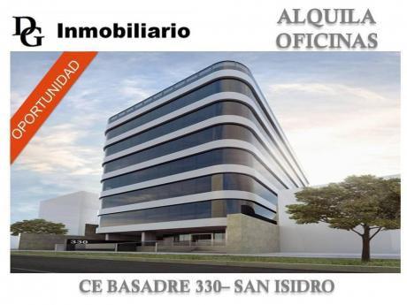 Alquiler De Oficina 310 M2 - Ce Basadre 330 - San Isidro