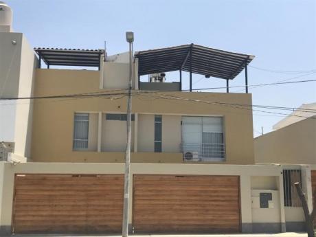 Alquiler De Casa En Piura Frente Alameda Cocos Del Chipe