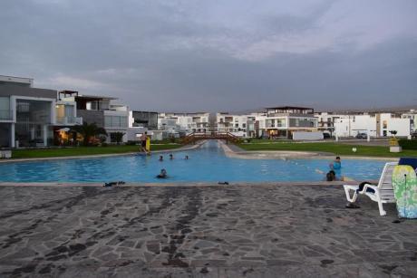 Terreno De Playa En Condominio Las Terrazas
