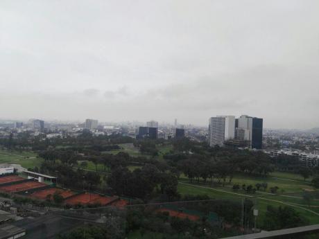 Vista Panoramica De La Ciudad - Cerros De Camacho