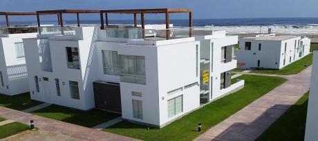 Alquilo Casa De Playa (2da Fila) Con Piscina En Asia - Condominio Con Club