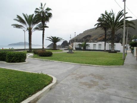 Linda Casa De Playa Frente Al Mar En Bujama