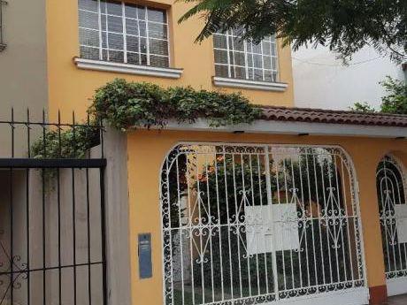 Vendo Casa En Barranco
