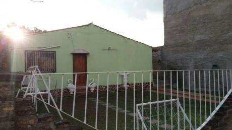 Vendo Casa Habitable En Asunción Zona Loma Pyta Barrio Las Golondrinas