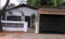 Casa Baratísima En Barrio Hipódromo De Asuncion 500 Mill