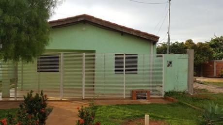 Vendo Casa En Virgen De Caacupe