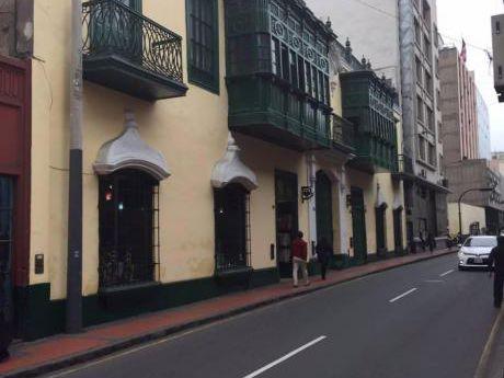 Casona En Centro De Lima
