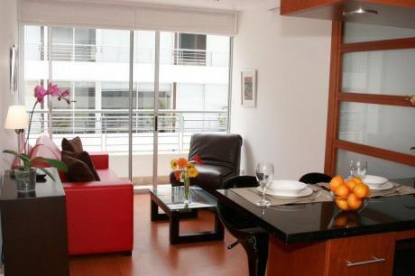 Precioso Departamento Dentro De Condominio Barranco - Miraflores