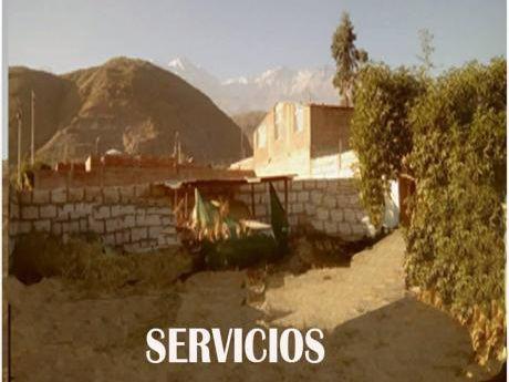 """Vendo Terreno Cercado """" En Las Gardenias"""" Cuadra De Av 54 - Por Zamacola"""