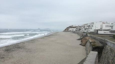 Vendo Terreno De Playa En Punta Hermosa A 3 Cuadras Del Mar