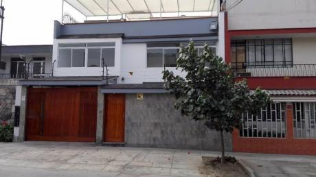 Alquilo Casa Para Oficina En Santa Catalina La Victoria