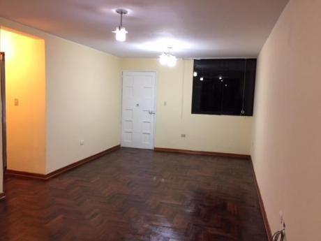 Alquilo Departamento San Borja S/. 2,300