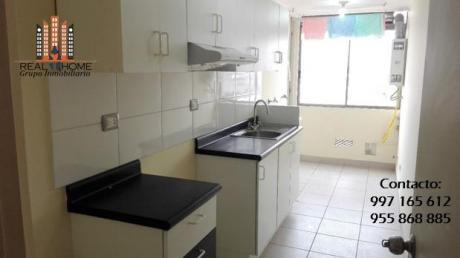Hermosa Vista En Condominio - Piso 12 - 3 Dor. + C/servicio!