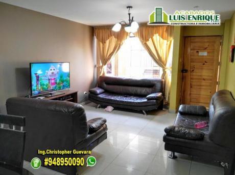 Ocación:casa San Isidro 02 Pisos,170 M2,4 Hab (ref:reniec Pablo Casal - Trujillo)