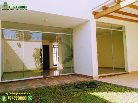 Casa Santa Edelmira,02pisos,180 M2,03hab,02 Cuadras Universidadcesarvallejo