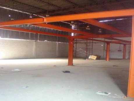 Alquiler De Local Industrial Ate - Vitarte, Sta Martha $4.50 X M2, 308 M2