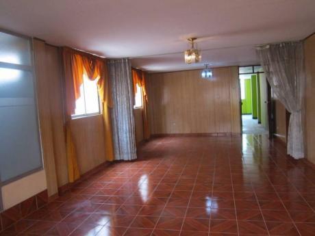 Venta - Casa (2 Pisos), Vitarte - San Gregorio 312 M2; $360,000
